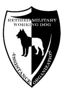 RETIRED MILITARY WORKING DOG - AWAMO