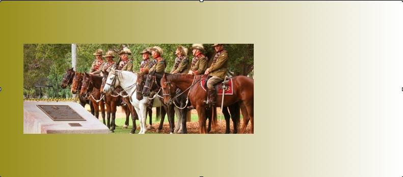 Australian War Animal Memorials